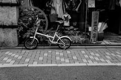 自転車のある街かど Ⅰ