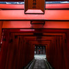 穴守稲荷神社の鳥居 Ⅰ