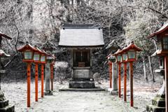 比叡山延暦寺西塔で Ⅳ