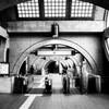 京阪・宇治駅改札