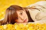 銀杏の絨毯とべっぴんさん3