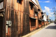 近江商人たちの古き商家