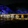 渡月橋夜景