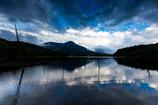 女神が住む湖