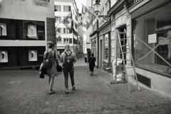 チューリッヒ・ストリートフォト43