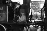 少年と機関車 1