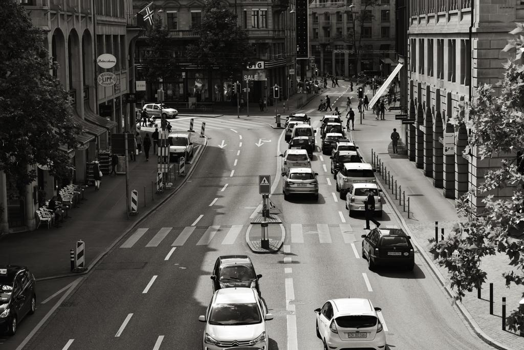 チューリッヒ・ストリートフォト40