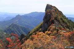 霊峰 石鎚山
