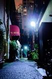 Walk through the alley