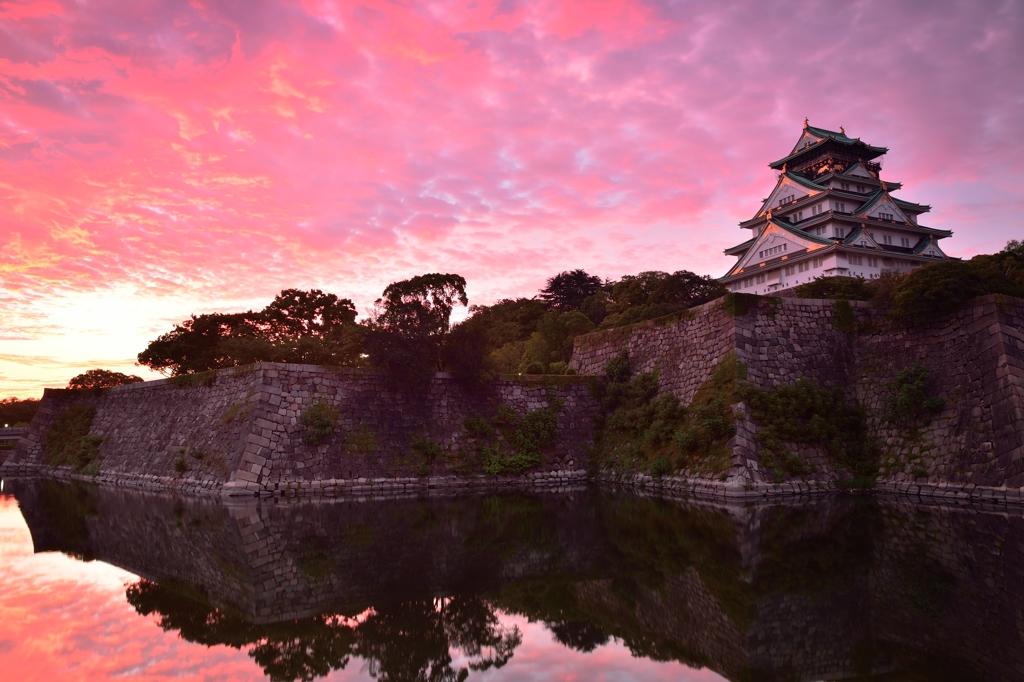 曙雲の城(しょうんのしろ)