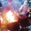 Grilled meat, Thamel, KTM