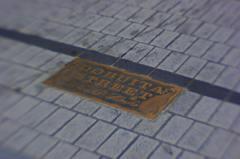"Entrance of ""DOBUITA Street"" (Lensbaby)"