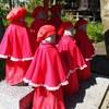 JIZO six in red cloth