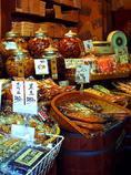 Rice-cracker(煎餅) shop