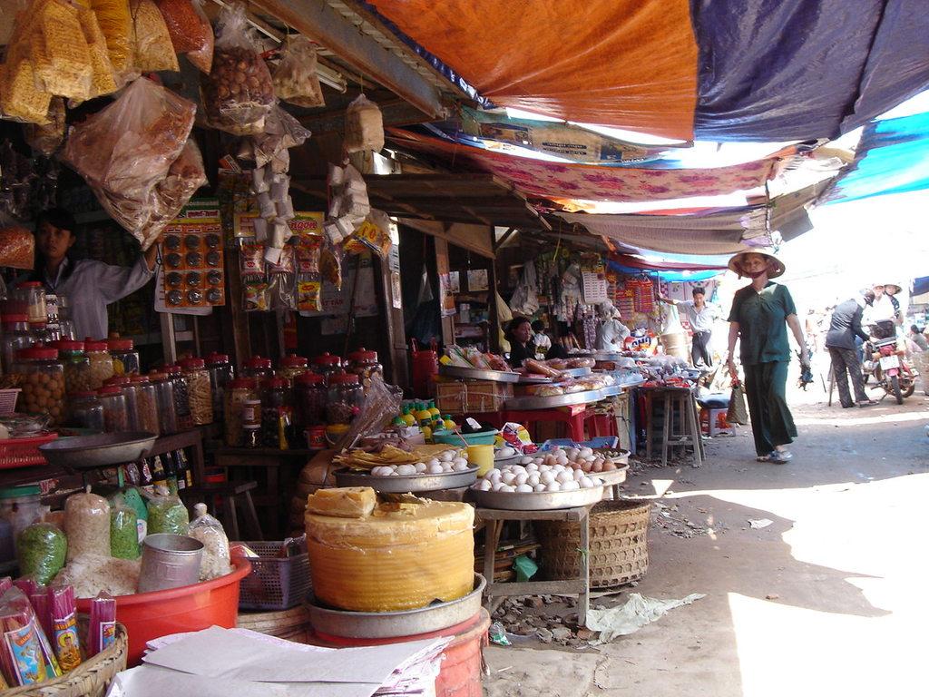 小さな市場