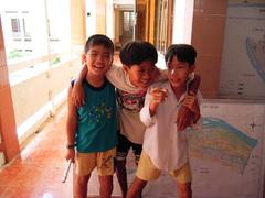 子供の元気は、日本もベトナムも同じ?