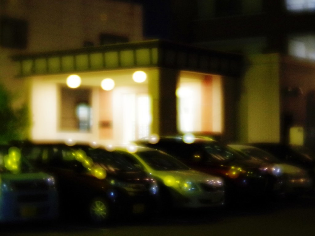 Night parking