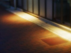 Nightscape in Aizuwakamatsu