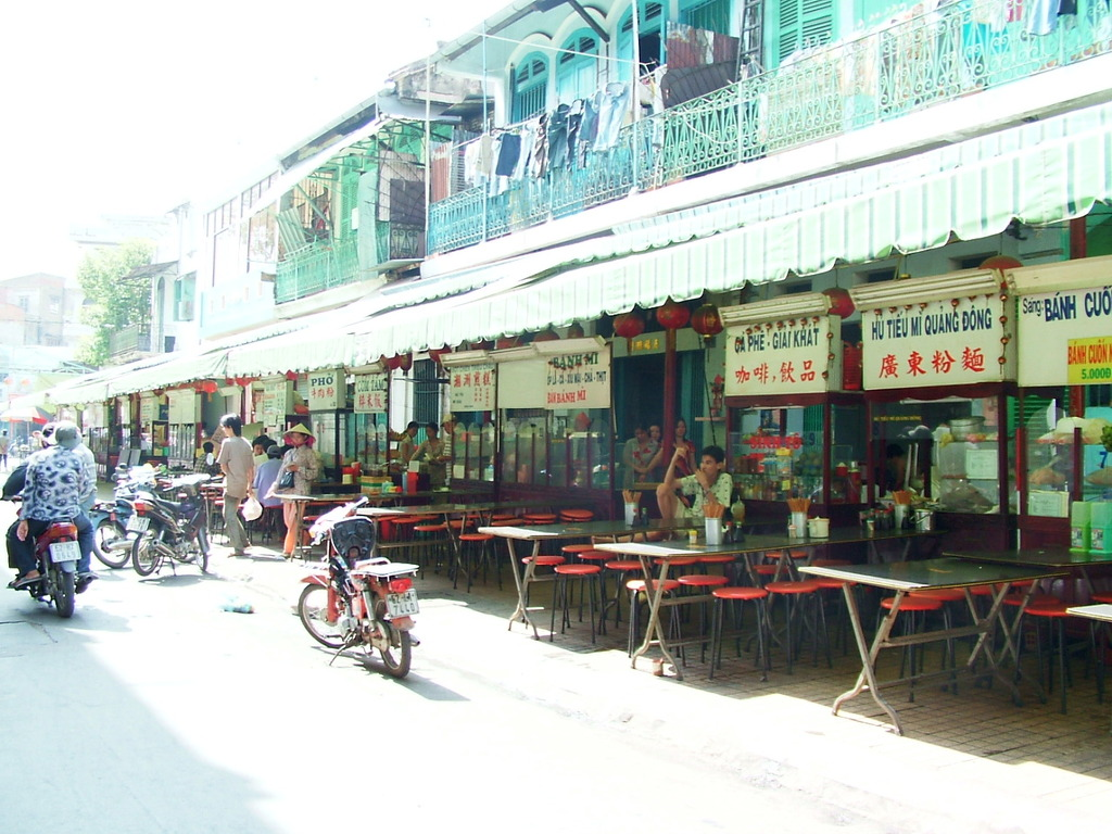 SAIGON食堂街