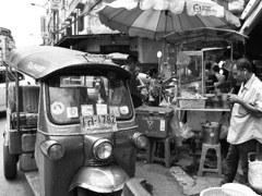 Tuktuk in Pom Prap