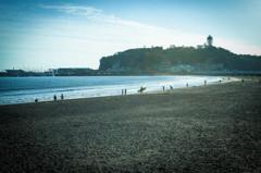 ある午後の浜辺