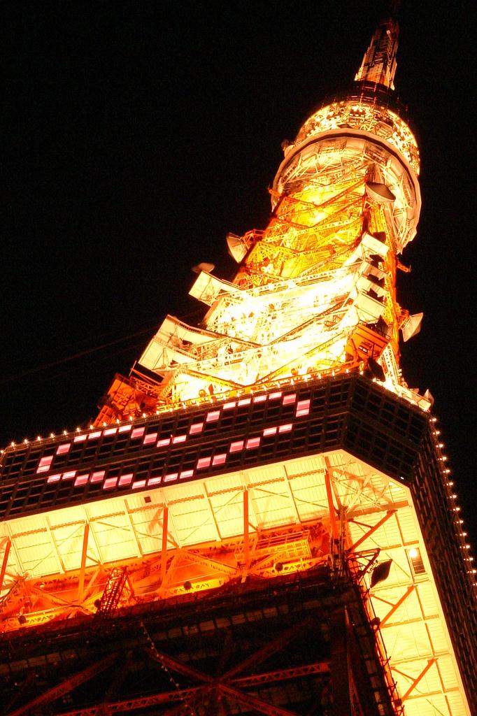 071221 東京タワー 3