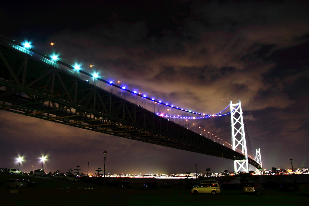 Pearl Bridge from AWAJI