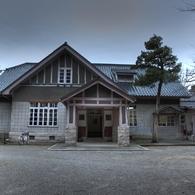 CANON Canon EOS 5D Mark IIで撮影した風景(石川県立美術館 広坂別館)の写真(画像)
