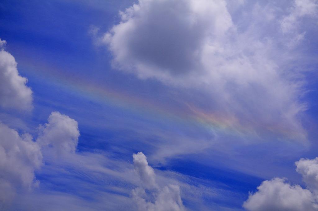 虹色はつづく