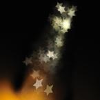NIKON NIKON D700で撮影したインテリア・オブジェクト(When  I wish upon a star)の写真(画像)