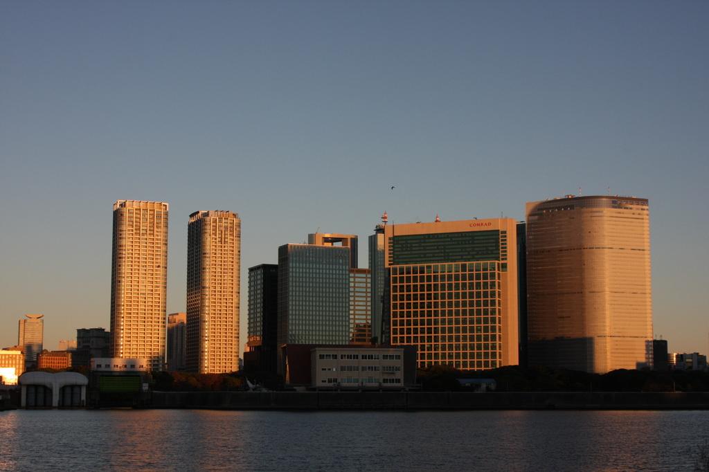 汐留のビル、マンション群(2)
