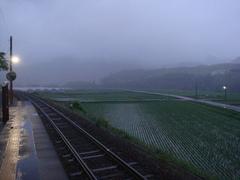 土佐くろしお鉄道 若井駅