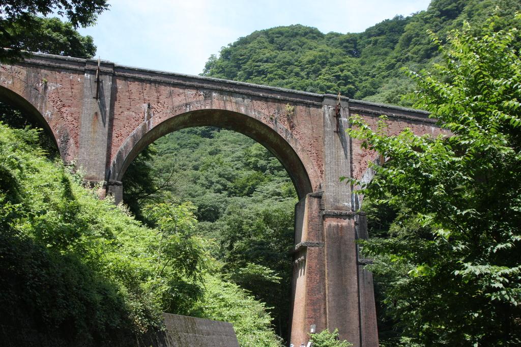 旧碓氷線 めがね橋 (2)