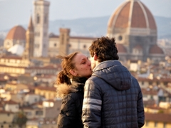 winter love in Firenze