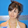 NIKON NIKON D300で撮影した人物(2008 大阪オートメッセ!!)の写真(画像)