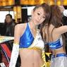 NIKON NIKON D300で撮影した人物(大阪オートメッセ!!)の写真(画像)