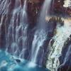 美瑛 白髭の滝②