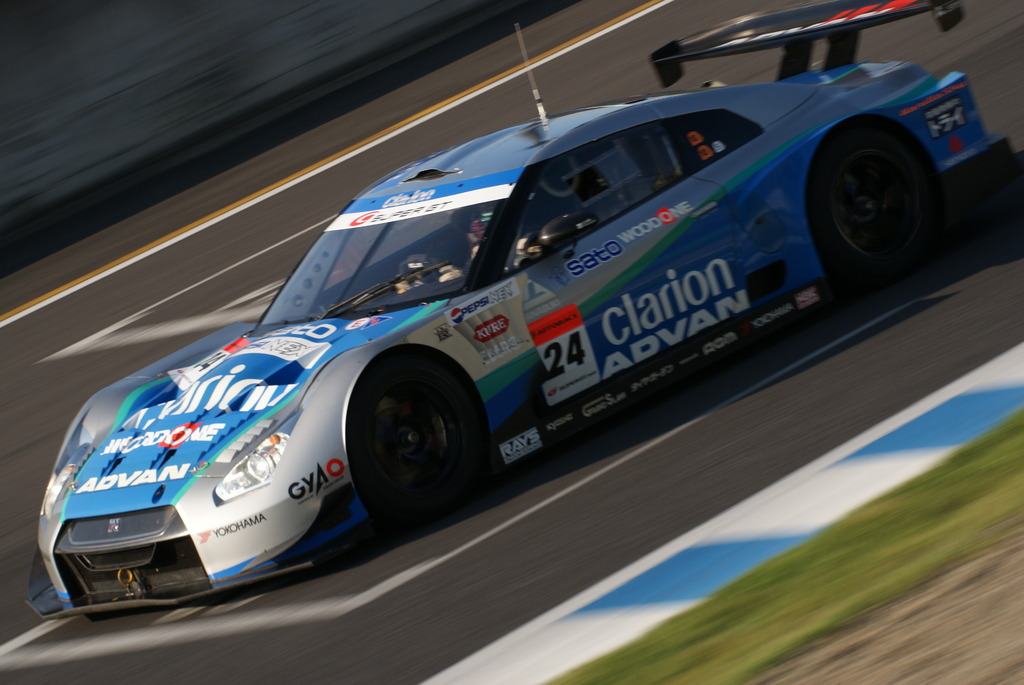 WOODONE ADVAN Clarion GT-R