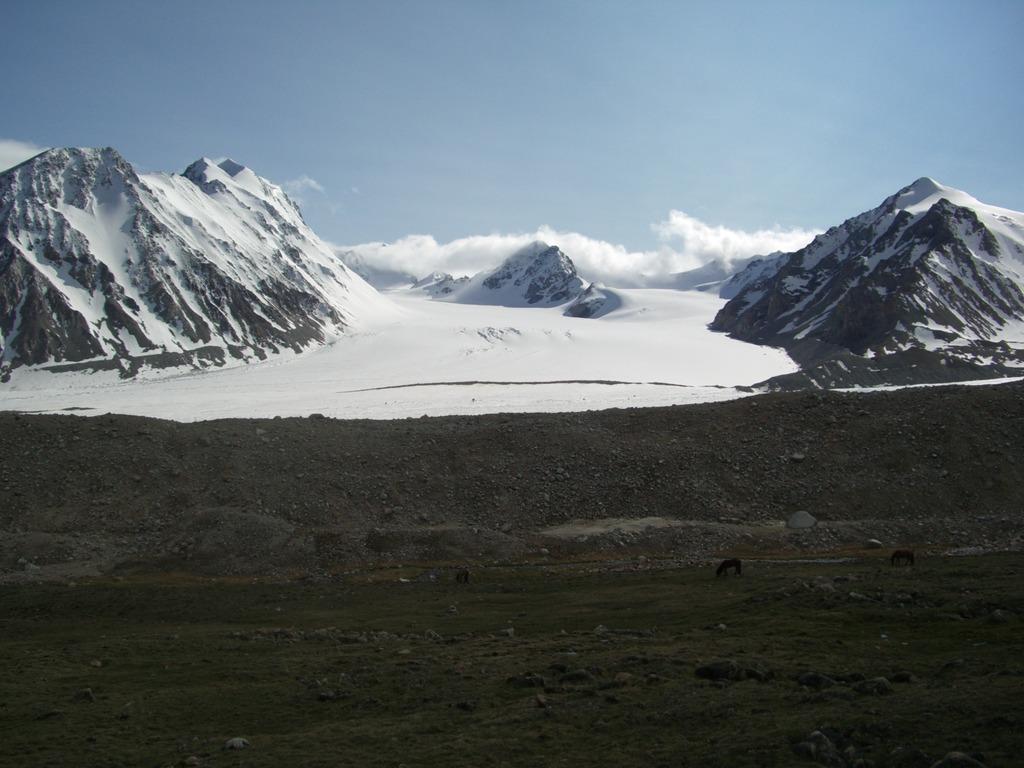 アレクサンダ-氷河