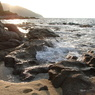 SONY DSC-N1で撮影した風景(永田いなか浜(屋久島))の写真(画像)