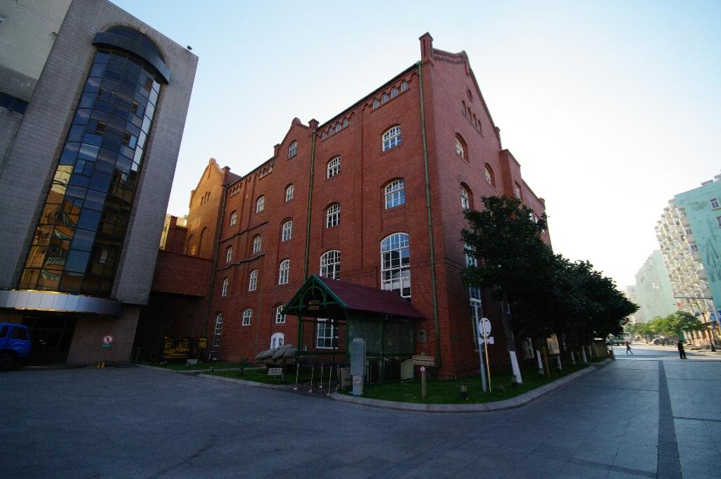 青島ビール工場