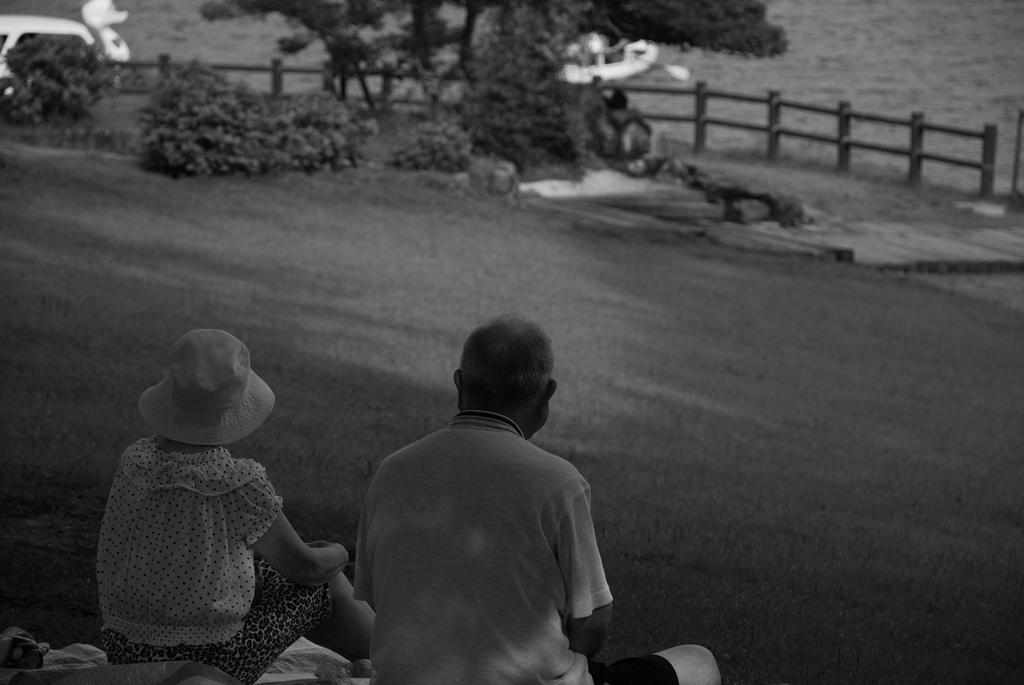 夫婦の距離①