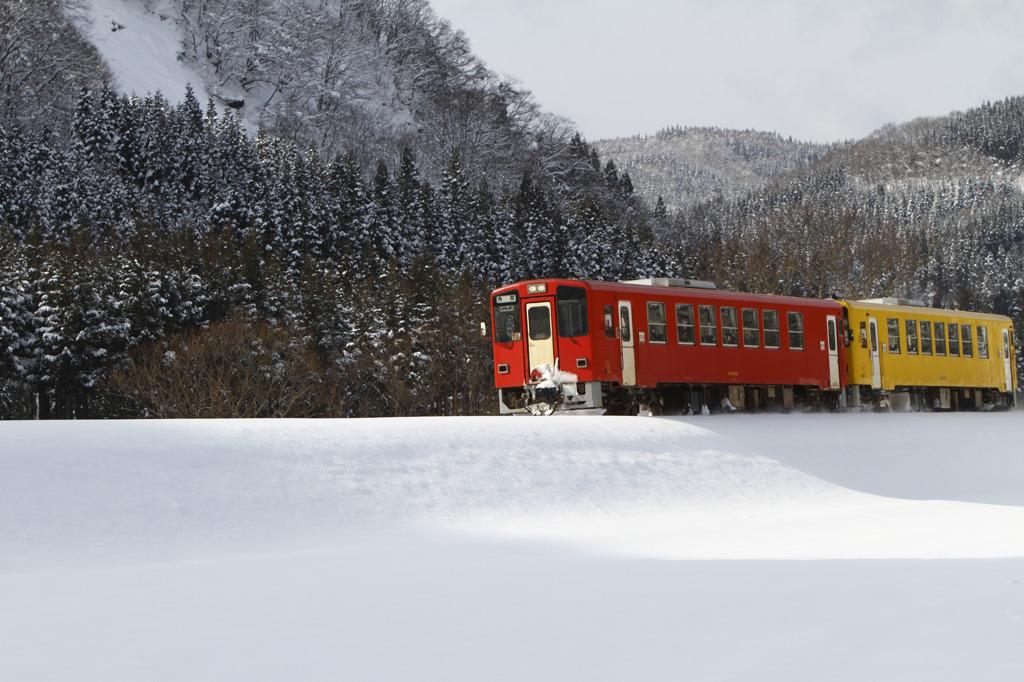 秋田内陸鉄道2