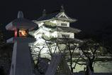 弘前城雪灯篭祭り
