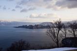 朝の十和田湖