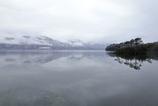 雨の十和田湖