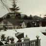 CANON Canon EOS 5D Mark IIで撮影した建物(春はまだ遠い)の写真(画像)