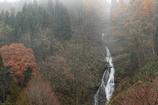 晩秋の七滝