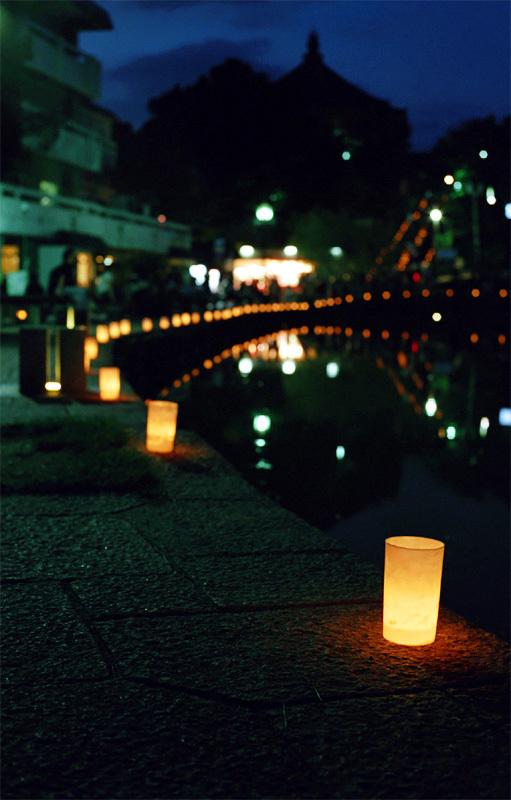 なら燈花会2007