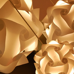 NIKON NIKON D40で撮影したインテリア・オブジェクト(a modern light)の写真(画像)